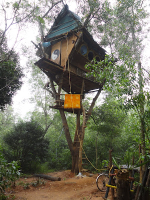 Simple tree house