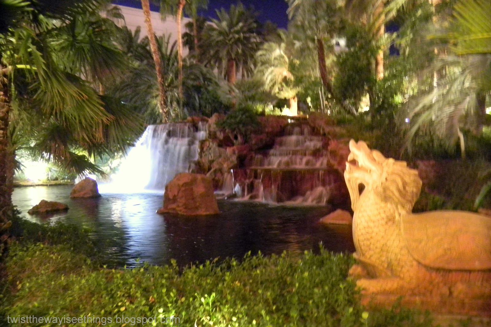 PHOTOS: The Mirage hotel & casino | TWIST (The Way I See Things)