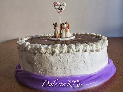 torta moretta cuccioli