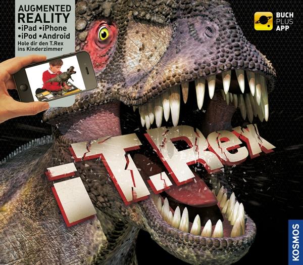 i T-Rex aus dem Kosmos Verlag
