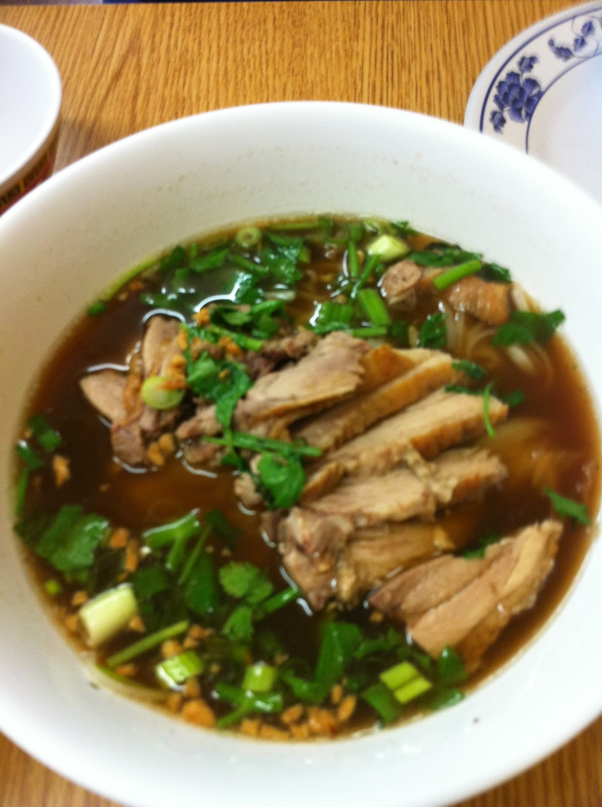 ... Food Heaven: Organ Rich Soup, Anyone?? Beef Noodle Soup in Thai Town