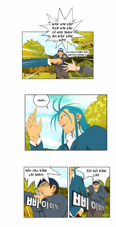 Chúa tể học đường chap 44 - Trang 16