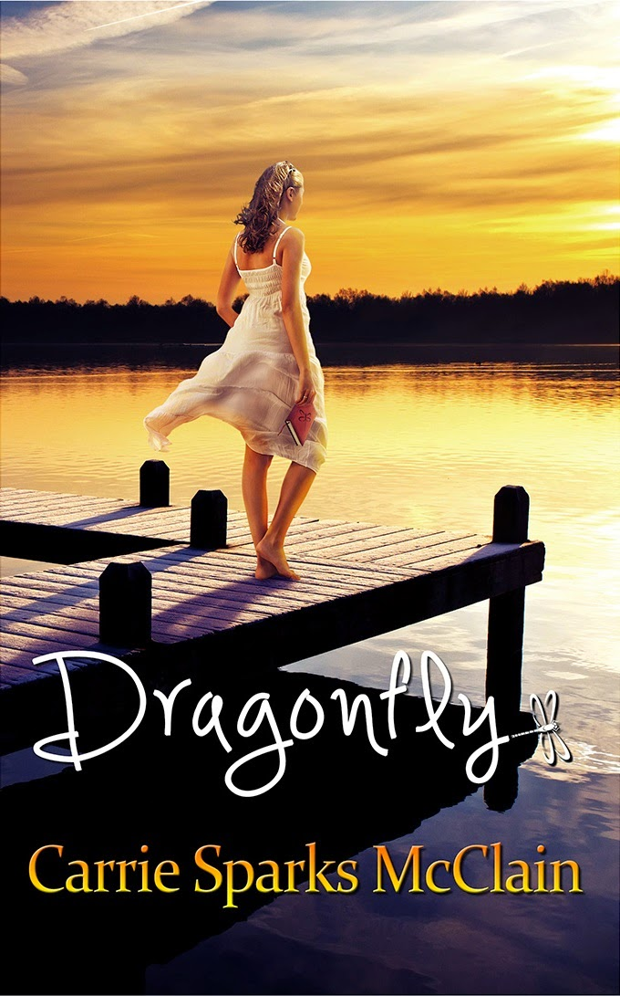 Spotlight on Carrie Sparks McClain, author of Dragonfly