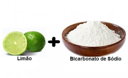 By Ginger Jack Limao Bicarbonato De Sodio Dentes Brancos
