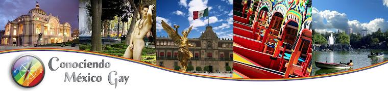 Turismo gay  en mexico