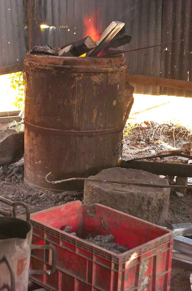 Allen S World Backyard Smelter Revisited