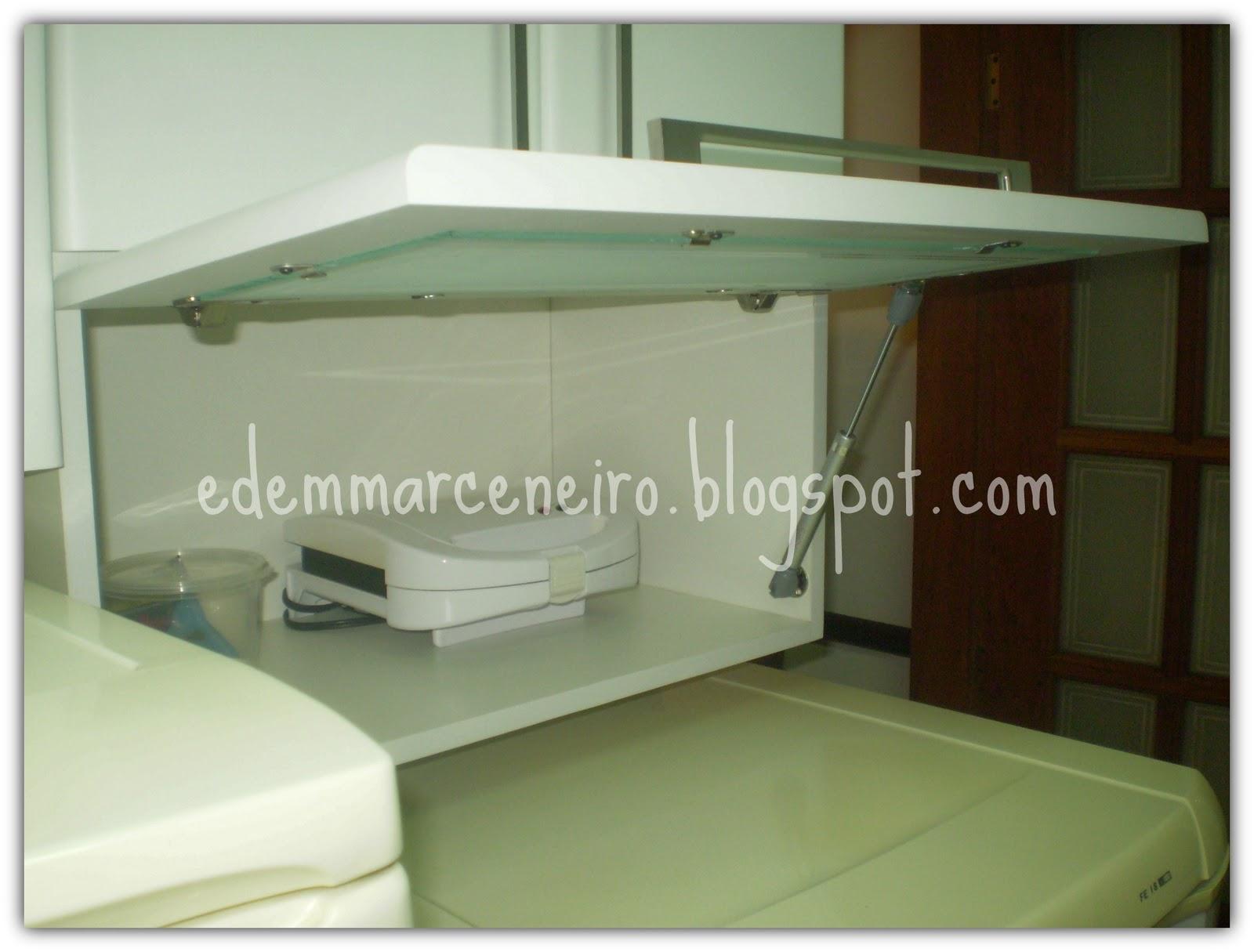 Fazer um armário por etapas é possível?  Edem Marceneiro -> Armario De Banheiro Feito Por Marceneiro