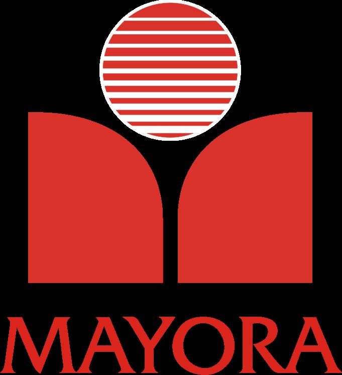 Hasil gambar untuk LOGO MAYORA