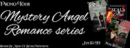 Petie McCarty's Mystery Angels Romance Series Giveaway