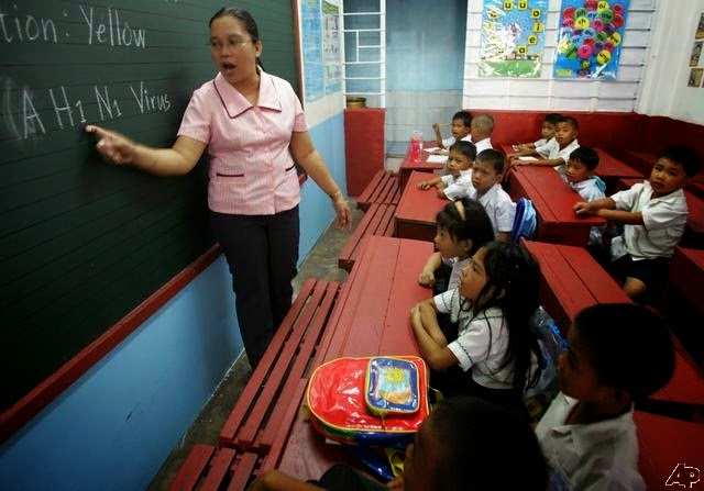 Trillanes seeks to realign K to 12 budget to fund teachers' salary increase