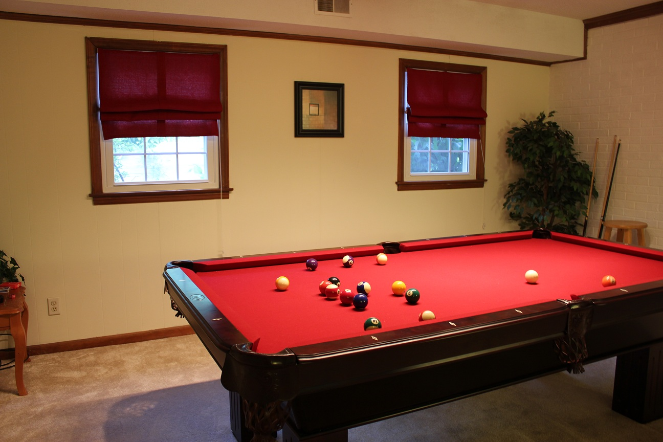 pool table felt diy