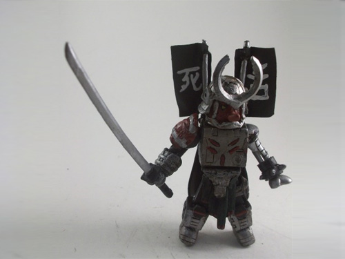 Enki the Forsaken Minimate - Tournament of Fighters