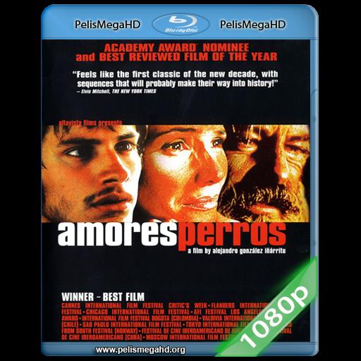 AMORES PERROS (2000) FULL 1080P HD MKV ESPAÑOL LATINO