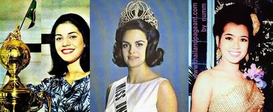 Misses Universo 63 - 64 - 65