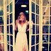V-Neck Chiffon Boho Wedding DressLace Wedding