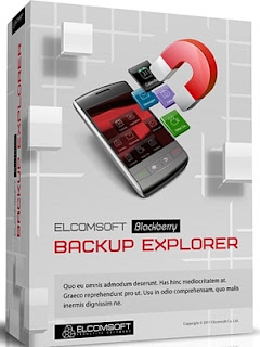 Elcomsoft Blackberry Backup Explorer Professional