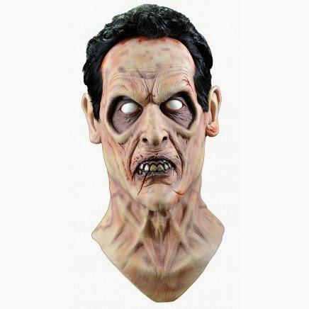 Máscara Evil Dead Evil Ash Posesión Infernal