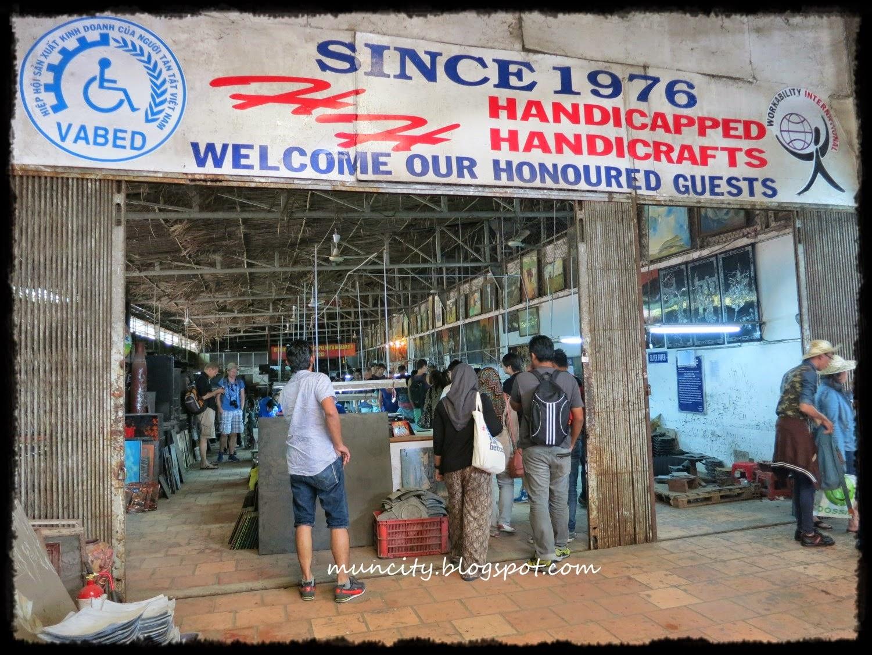 Lalalaland Vietnam Ho Chi Minh City Cu Chi Tunnel