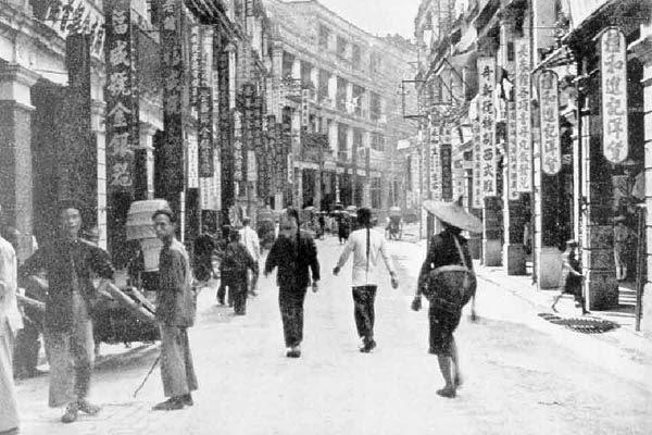 Hong Kong 1910