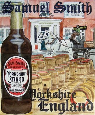 samuel smith beer painting