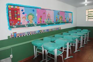 As instalações da Escola Manoel Alves Moreira estão totalmente recuperadas