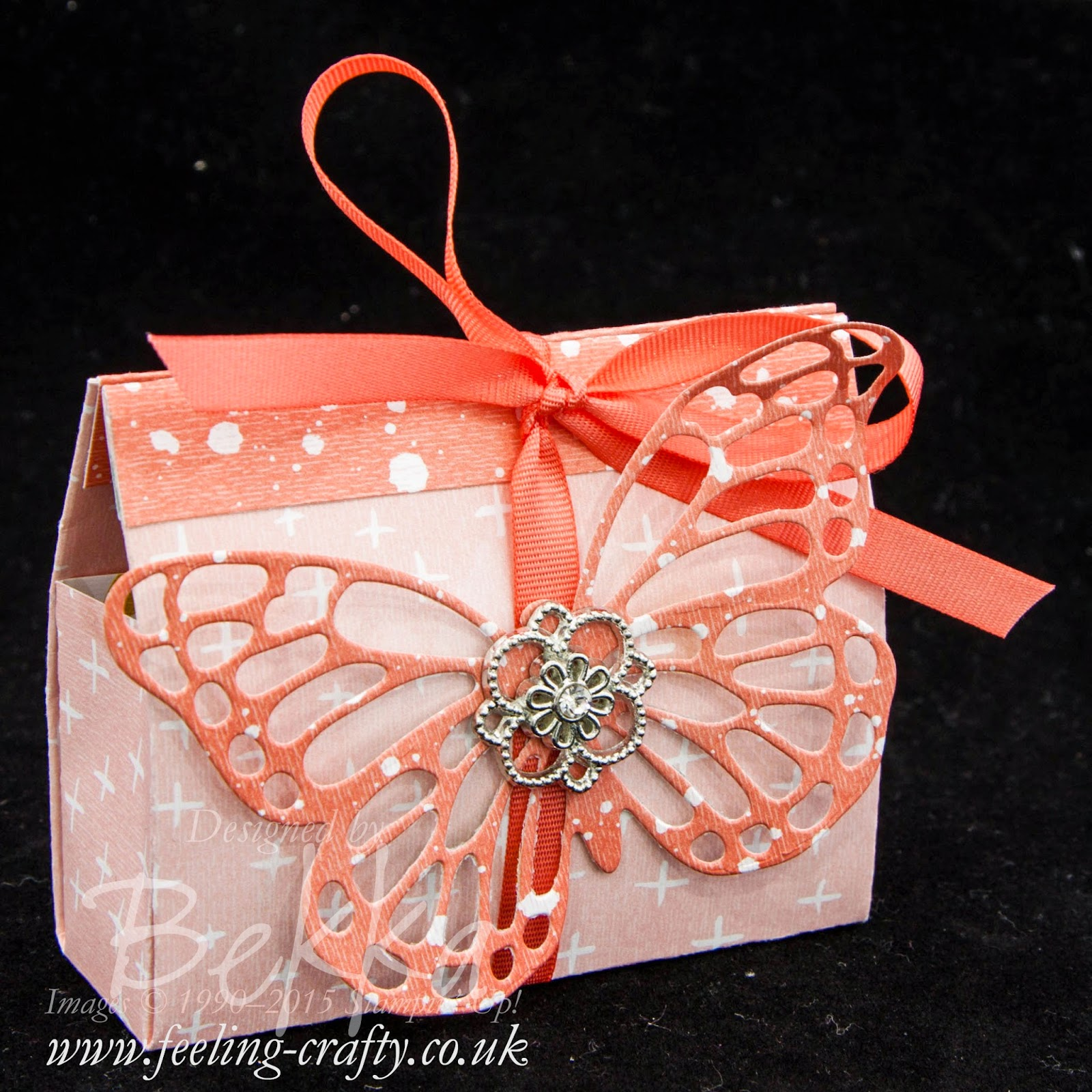 How To Make A Cute Easter or Spring Treat Bag - Free Tutorial Here