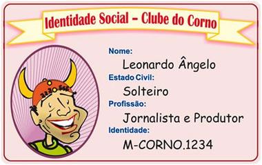 Baixa popularidade do Clube Cético Identidade_corno