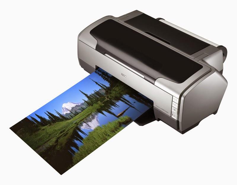Harga Printer Epson Stylus R1800 8 Color A3 Terbaru
