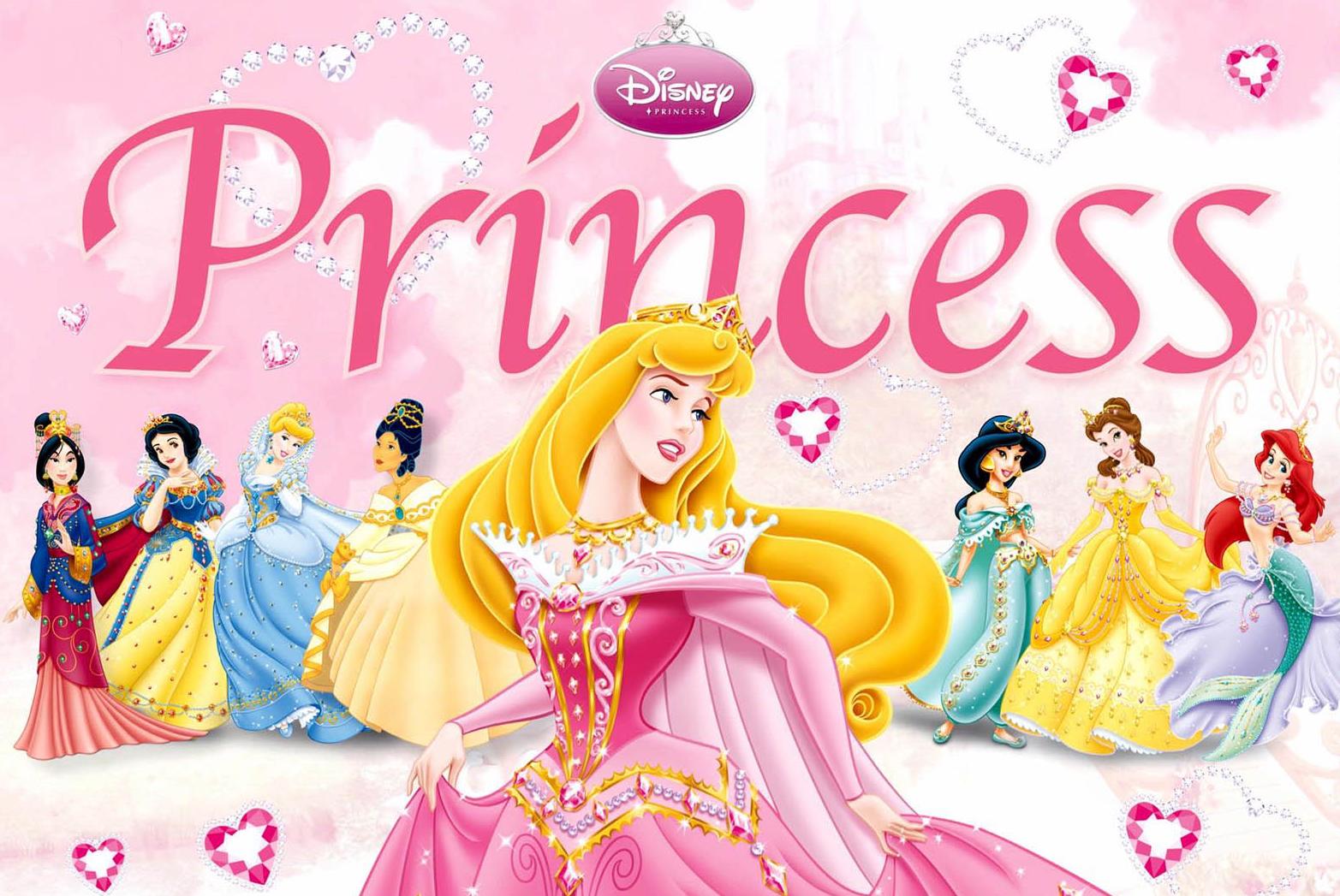 Gambar Princess Cantik Kartun Walt Disney Terbaru
