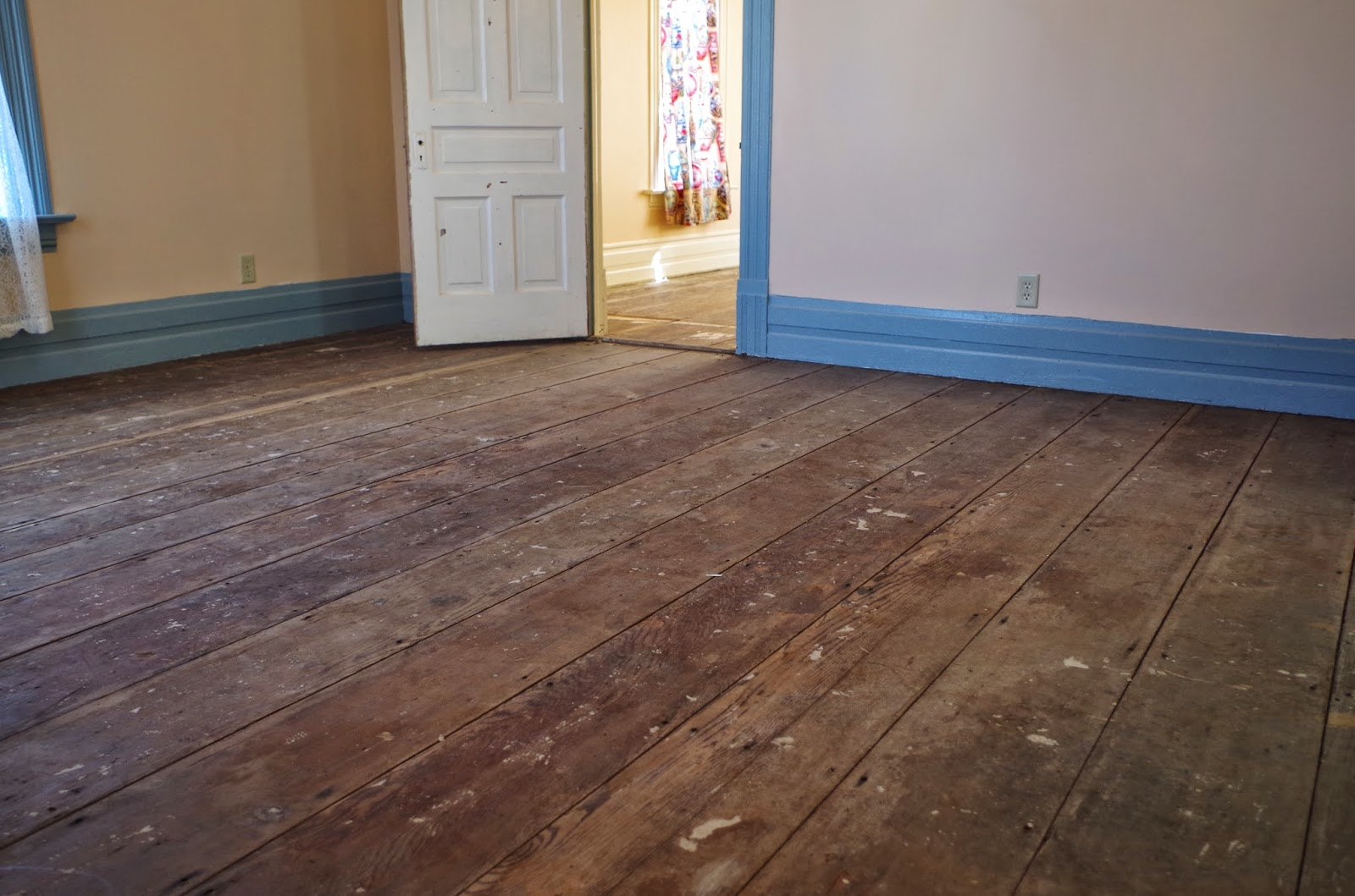eureka victorian restoration redwood floors from