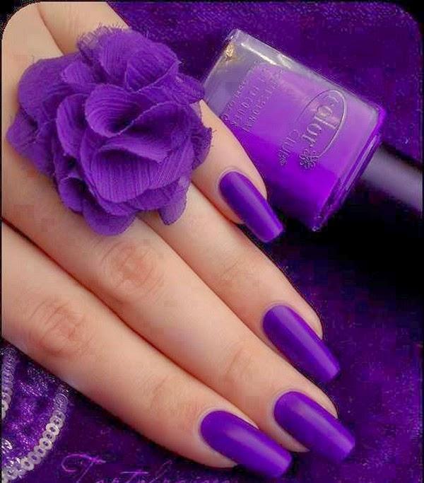 She247 Beautiful Nail Art Designs For Girls 2014