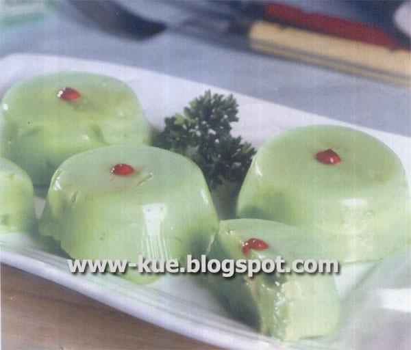 gambar kue nanas - cara membuat kue