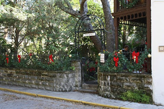 18TH ANNUAL HOLIDAY TOUR OF BED AND BREAKFAST INNS 2 41073 138245242887633 138095669569257 221956 6766687 n St. Francis Inn St. Augustine Bed and Breakfast