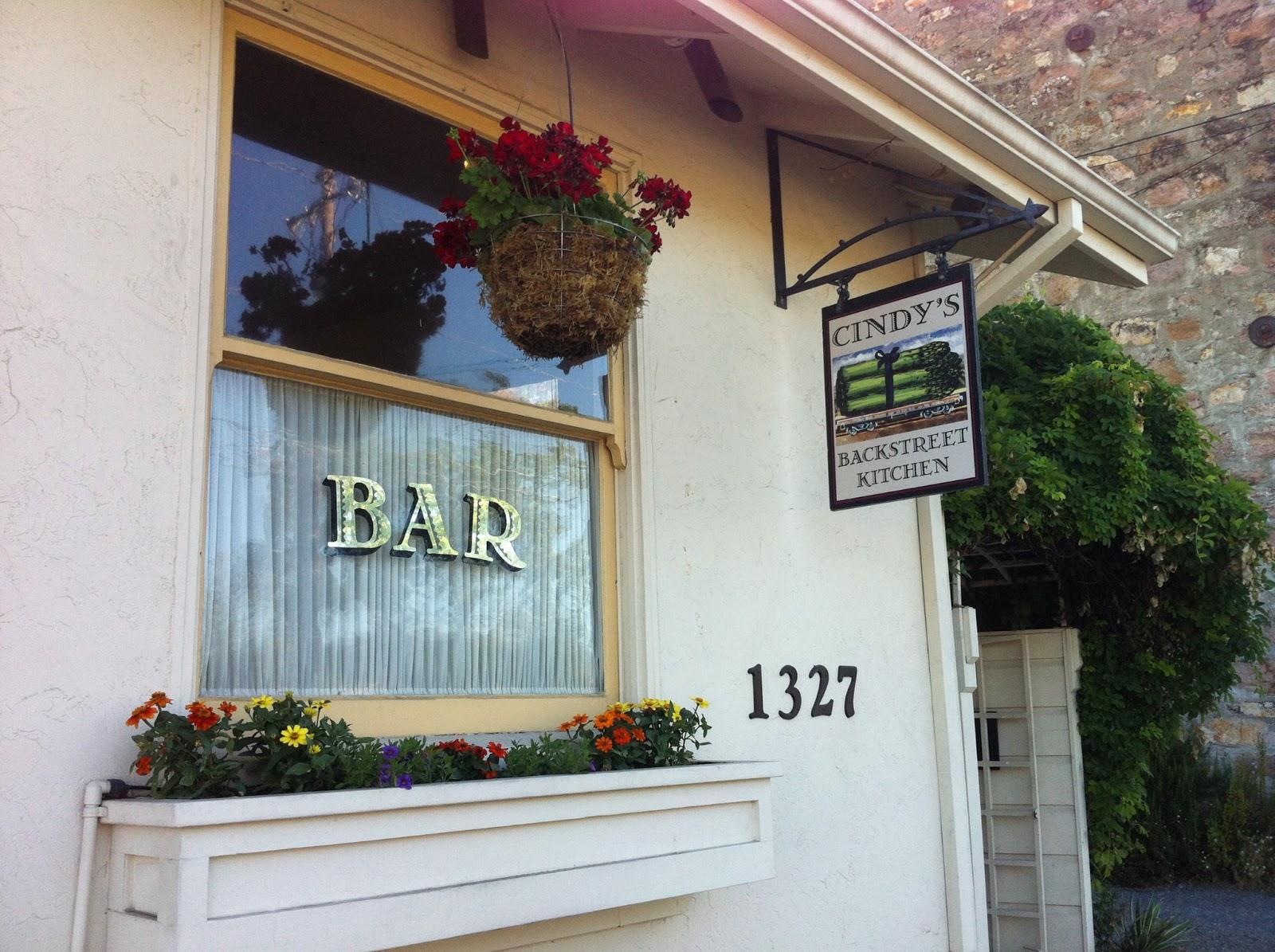 cindys backstreet kitchen st helena napa bistro bbq barbecue barbeque bar b q bar - Cindys Backstreet Kitchen