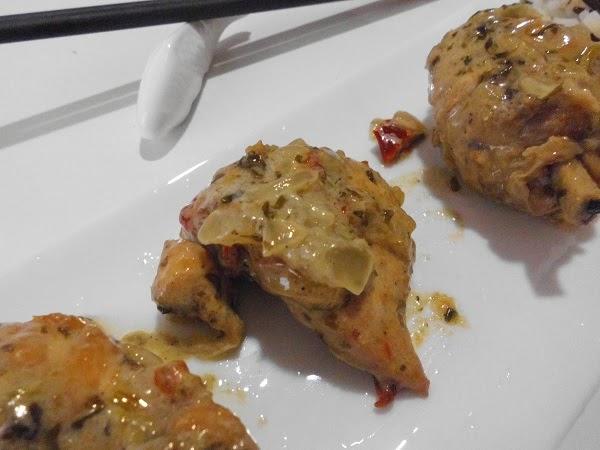 Pollo al estilo de Guatemala