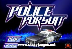 Jugar Police Pursuit