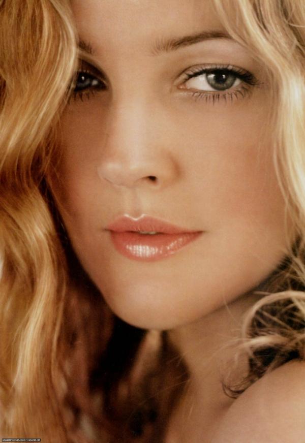 Photos beautiful actre... Drew Barrymore Makeup