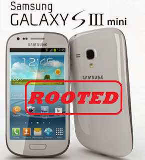 Tutorial ROOT Samsung Galaxy S3 Mini GT-I8190