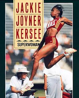 Jacki Joyner Kersee Superwoman