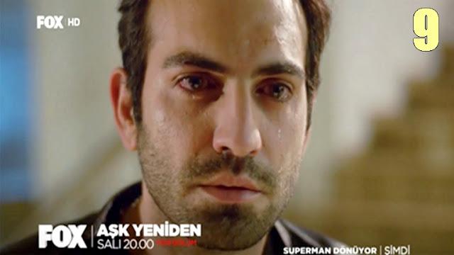 مسلسل العشق مجدداً Aşk Yeniden الموسم الثاني إعلان الحلقة 9 مترجم