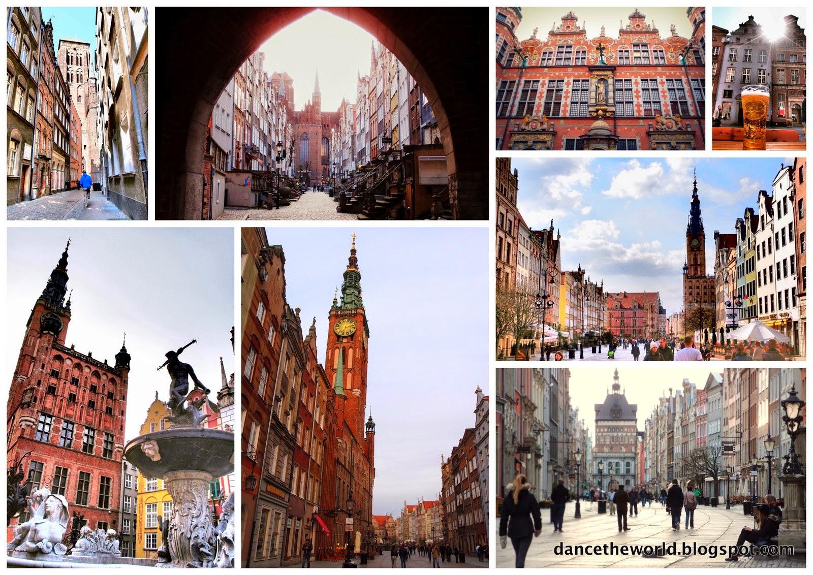 Foto Danzica Polonia