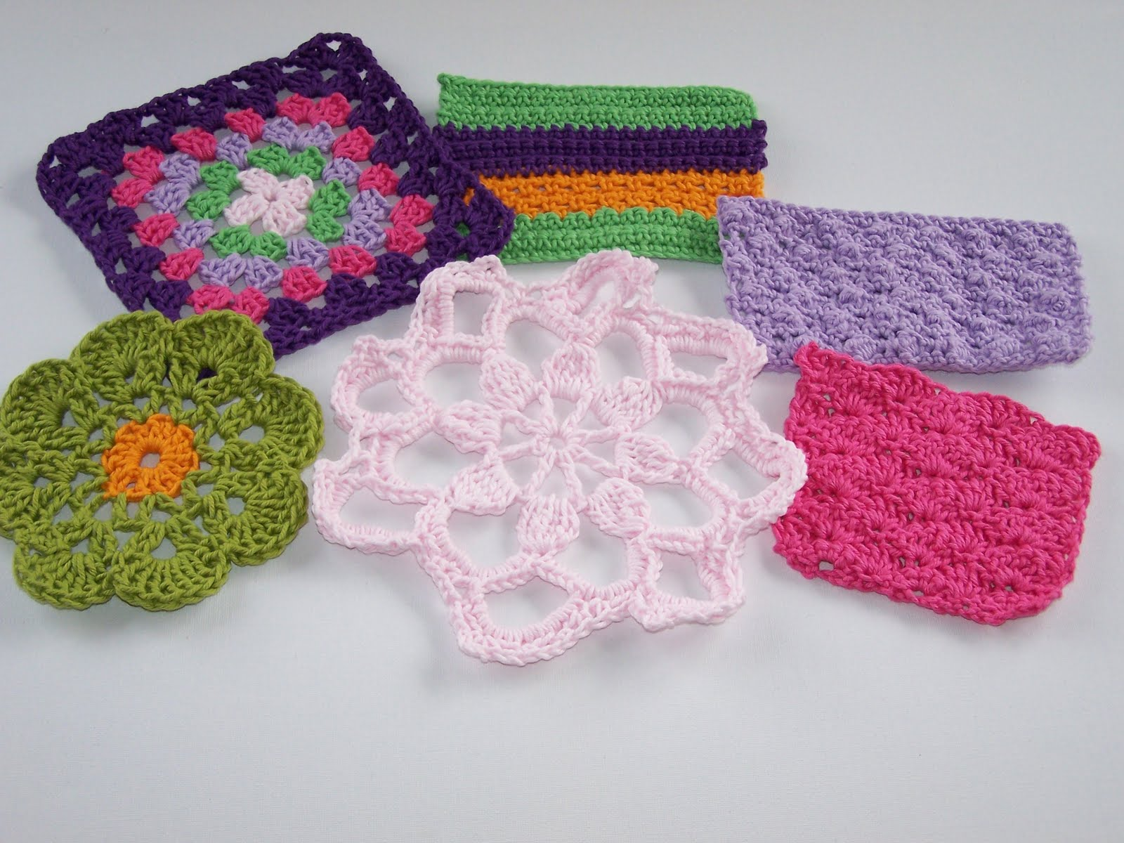 Learn How To Make Crochet Patterns : Learn How To Crochet Free ? Crochet Club