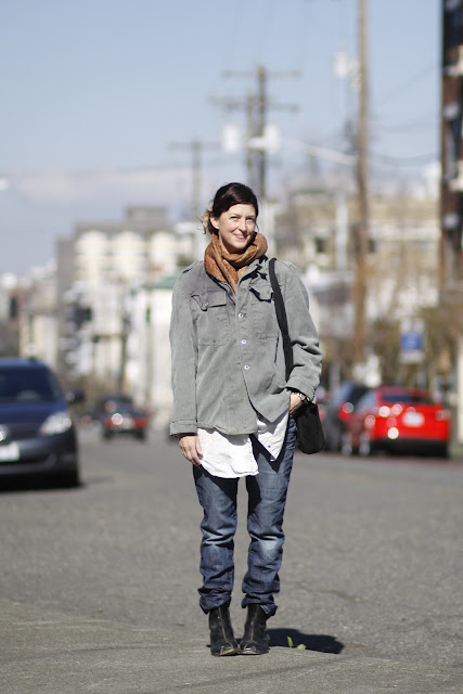 Mary Catherine CYDWOQ shoes seattle street style fashion it's my darlin'