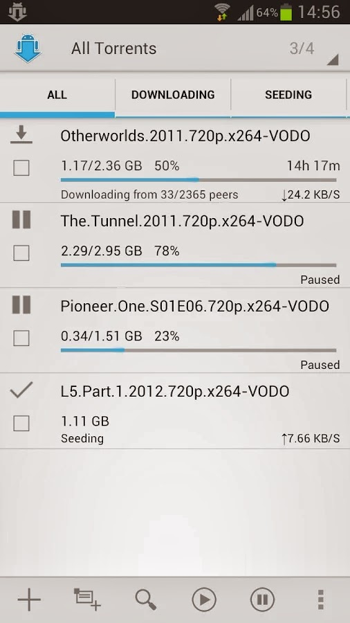 aTorrent PRO - Torrent App v2.1.5.2