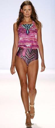 moda praia verão 2014 cia Marítima regata e biquíni hot pants