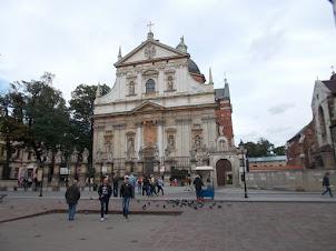 """St Peter and Paul "" Roman catholic church"
