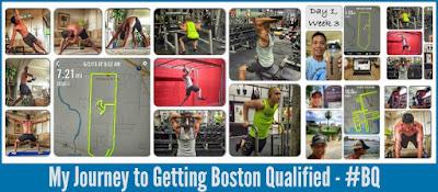 P90X Marathon Training - Training for the Boston Marathon - Boston Qualified
