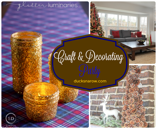 Fabulous Craft and Decorating Party