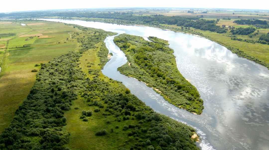 El ejercito de Napoleon cruzo el rio Niemen