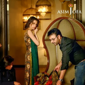 Asim Jofa party wear dresses